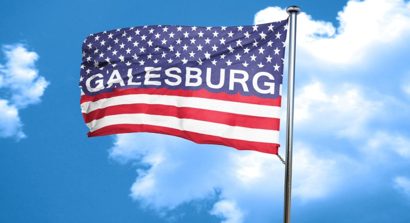A history of galesburg