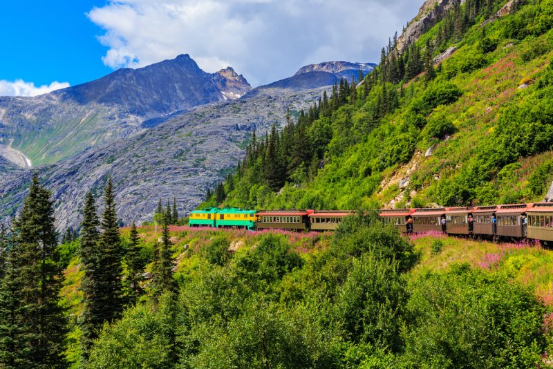 Scenic Railways In the USA